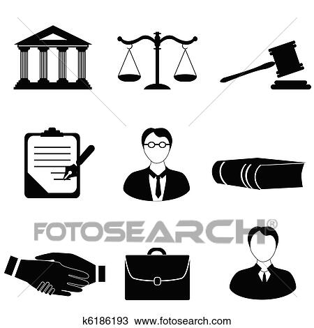 clipart of justice legal and law icons k6186193 search clip art rh fotosearch com justice clipart justice clip art free download