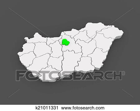 Clipart of map of budapest hungary k21011331 search clip art map of budapest hungary 3d gumiabroncs Gallery