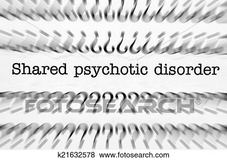 Pictures Of Psychotic Disorder K21632578 Search Stock Photos