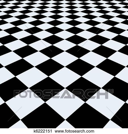 clipart of checkerboard background k6222151 search clip art rh fotosearch com Checkerboard Border Clip Art checkerboard frame clipart