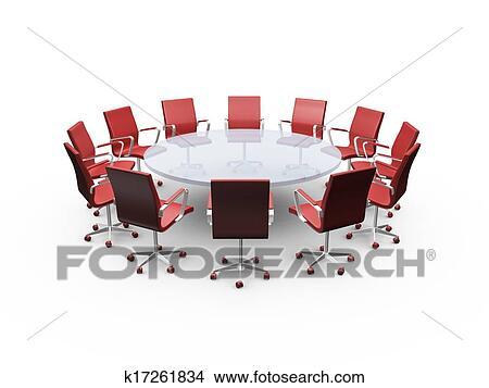Ufficio Rosso E Bianco : Disegni tavolo conferenza e sedie ufficio k cerca