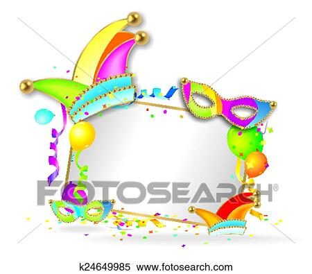 clipart of colorful carnival background k24649985 search clip art