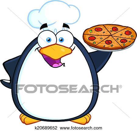Pinguin Pizza