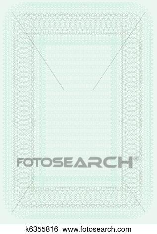 Blank Stock Certificate Template from fscomps.fotosearch.com
