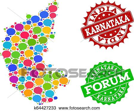 Social Network Map of Karnataka State with Sch Clouds and Distress on map of delhi, map of rajasthan, map of haryana, map of bangalore, map of kashmir, map of mysore, map of yunnan province, map of hubei province, map of gujarat, map of andhra pradesh, map of orissa, map of nunatsiavut, map of mumbai, map of uttar pradesh, map of maharashtra, map of arunachal pradesh, map of india, map of west bengal, map of kerala, map of madhya pradesh,