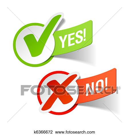 clipart of yes and no check marks k6366672 search clip art rh fotosearch com fotosearch.de/clipart/hochzeit.html seite nr. 1 (*=s) fotosearch clip art trigger point
