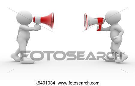 Dessins Porte Voix K Recherche De Clip Arts D - Porte voix