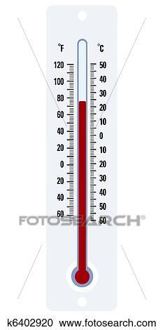 Termometro Clipart K6402920 Fotosearch Termometro10 | siempre me apasionó la ciencia, tanto la física como la química, además de los intrumentos de medición como el termómetro en todas sus versiones. https www fotosearch it csp640 k6402920