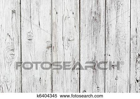 Stock Image Of White Wood Texture Background K6404345