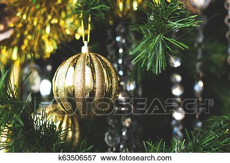 Decoración árbol Navidad Colección De Foto K63506557