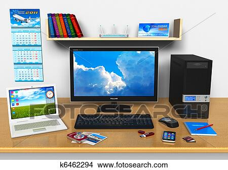 Sfondo Desktop Stanza Ufficio : Come creare un angolo ufficio dentro casa