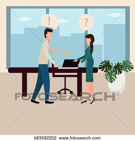 Workplace Conflicts Have No - Self Learning In Workplace , Free Transparent  Clipart - ClipartKey