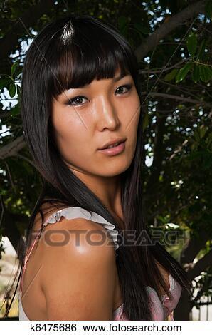 mongolian female