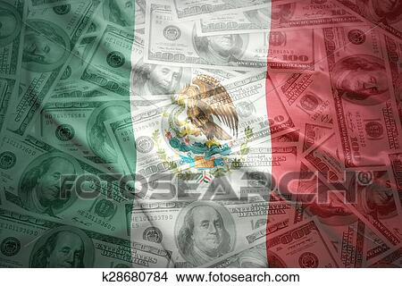 American Dollar Money Background