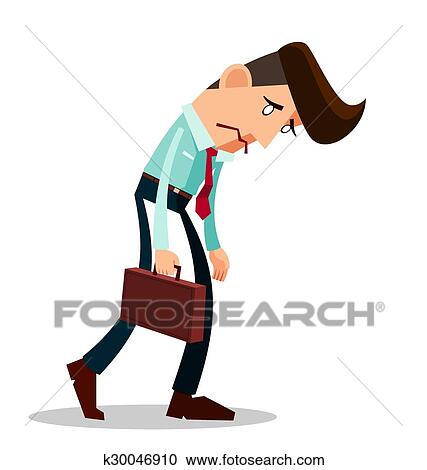 clipart of frustrated young worker k30046910 search clip art rh fotosearch com young simba clipart young clipart black and white