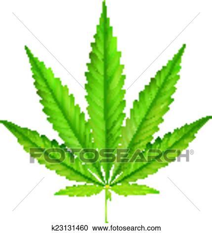 Clipart feuille cannabis dessin anim k23131460 recherchez des clip arts des illustrations - Dessin feuille cannabis ...