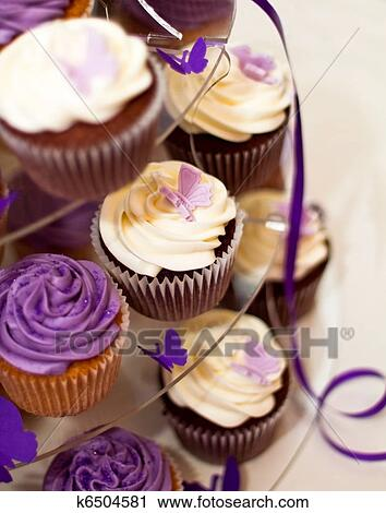 Stock Photography Of Wedding Cake Closeup On Beautiful Yummy
