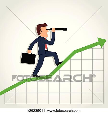 Business Prediction Clipart K26235011 Fotosearch