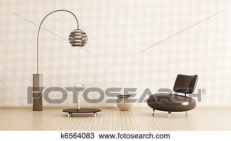 Modern interior living image photo free trial bigstock