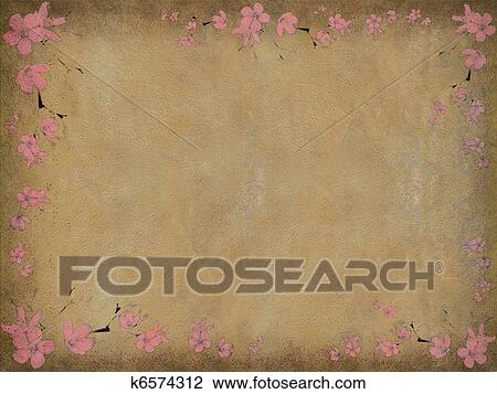 Stock Photo Of Black And Pink Faded Background K6574312 Search