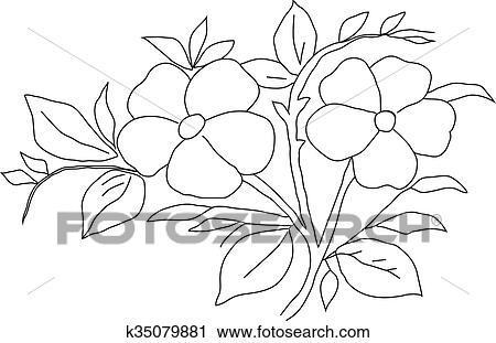 Clipart Illustrazione Matita Viola K35079881 Cerca Clipart