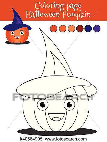 Atemberaubend Halloween Färbungen Fotos - Framing Malvorlagen ...