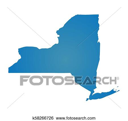 Blank Blue similar New York map isolated on white background. State on mississippi template, usa maps united states, america powerpoint template, maryland template, animals template, california template, arizona template, oklahoma template, ball template, virginia template, oregon template, florida template, bike template, north carolina template, new jersey template, louisiana template, world template, new york template, wisconsin template, ohio template,