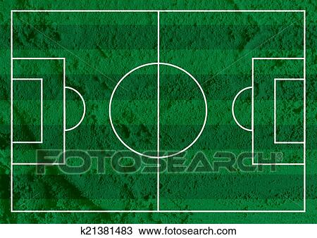 Soccer field grass Animation Drawing Soccer Field Or Football Textured Grass Field On Wall Texture Ba Fotosearch Stan Prucha Drawing Of Soccer Field Or Football Textured Grass Field On Wall