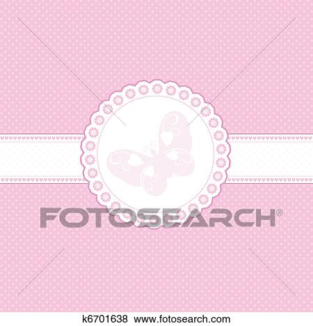 Clip Art - Baby pink background. Fotosearch - Search Clipart, Illustration Posters, Drawings