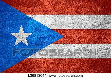 dibujos bandera de puerto rico k36813044 buscar clip art