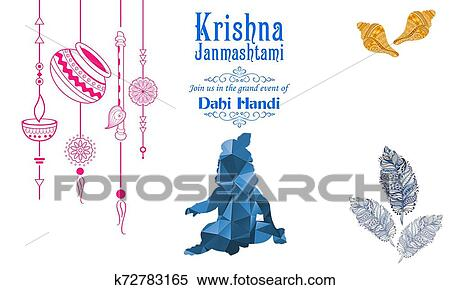 Invitation Card Background To Attend The Grand Festival Of