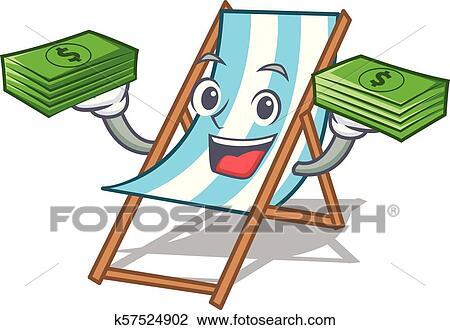 Beach Money Bag