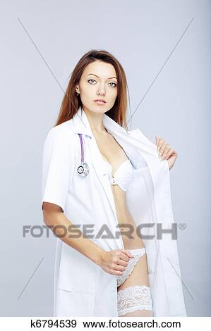 Sexy doctor image
