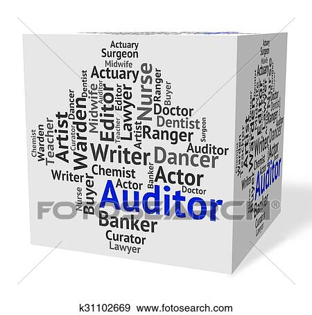 auditor job indicating actuary occupations and auditors