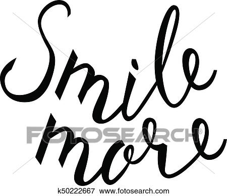 clip art of smile more inspirational quote about happy modern rh fotosearch com inspirational clip art the sick inspirational clipart saying