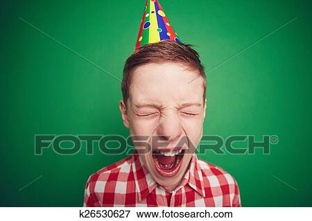 picture of boy screaming k26530627 search stock photography