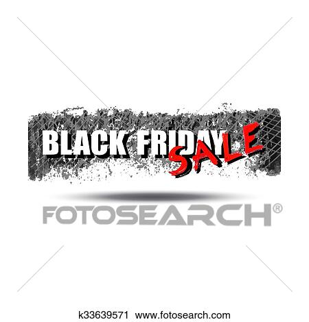 Set Of Black Friday Sale Cards Or Banners Clip Art K33639571 Fotosearch
