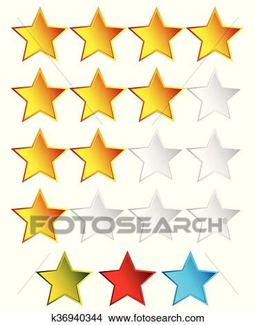 Rating Of 4 Stars Out 5 For Learning Enjoyment And - 4 Star Rating  Transparent - Free Transparent PNG Clipart Images Download