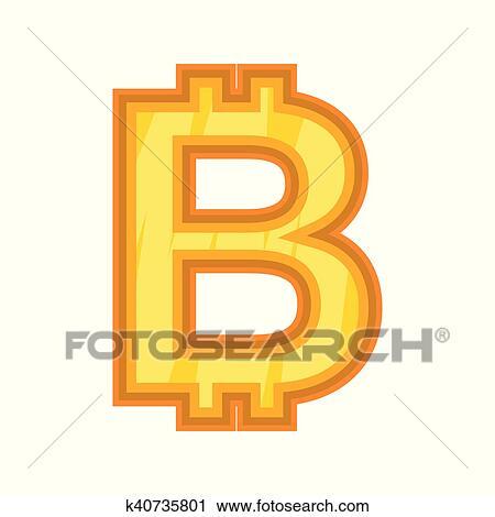 Clipart Of Thai Baht Icon Cartoon Style K40735801 Search Clip Art