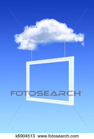 Dibujo Cielo Galería K6904513 Buscar Clip Art Ilustraciones De
