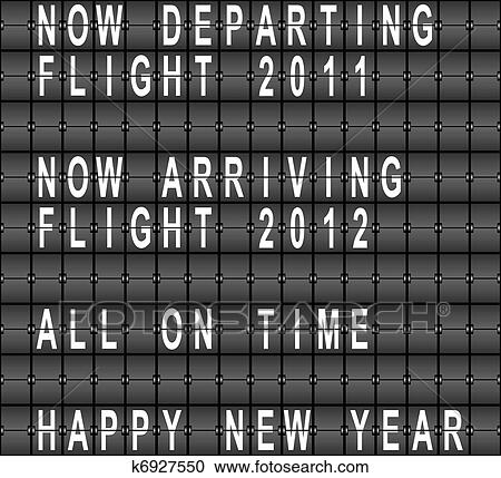 clipart happy new year airport terminal background fotosearch search clip art illustration