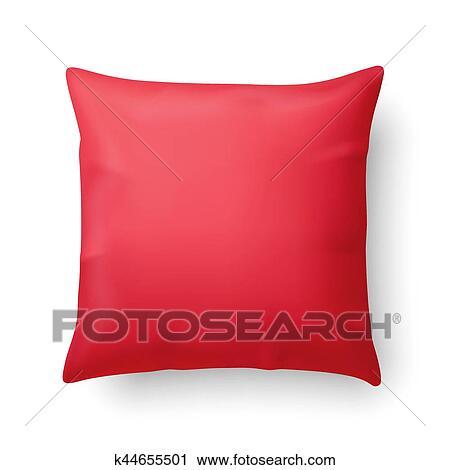 pillow clipart k44655501 fotosearch https www fotosearch com csp695 k44655501