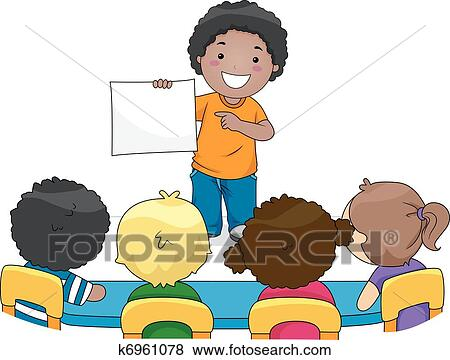 clip art of show and tell k6961078 search clipart school kids clip art banner free school kids clipart black and white