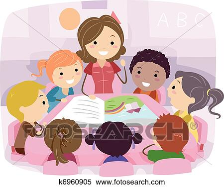 clipart of storytelling k6960905 search clip art illustration rh fotosearch com storytelling clipart free storytelling clipart free