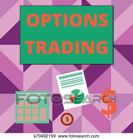 Options on trading view