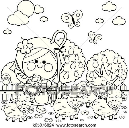 Free Farm Animal Coloring Pages, Download Free Clip Art, Free Clip ...   449x450