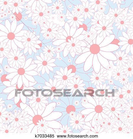 clipart fundo flor flores licena fotosearch busca de ilustraes