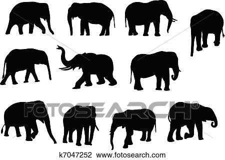 Free Elephant Clipart - Clip Art Pictures - Graphics - Illustrations