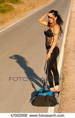 Hitchhiker sexy hitchhiker sexy hitchhiker sexy