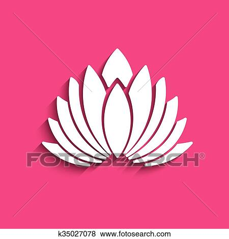 Clip art of lotus flower logo concept of spirituality peace relax lotus flower logo concept of spirituality peace relax vector graphic design mightylinksfo